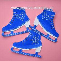 Sports Art, Winter Sports, Projects For Kids, Converse Chuck Taylor, Diy And Crafts, High Top Sneakers, Preschool, Sporty, Techno
