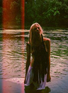 WIND IN HER HAIR | Lauryn Holmquist | Alexandra Valenti #photography |
