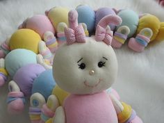 Baby Shower Crafts, Sock Dolls, Baby Mobile, Blue Moon, Sewing Hacks, Diy For Kids, Baby Toys, Creative Art, Cake Toppers