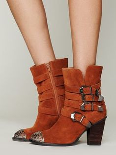 Anslie Ankle Boot on shopstyle.com