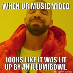 Drake knows what's up.