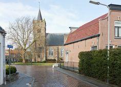 Hervormde Dorpskerk aan de Kerkring te Nieuwe-Tonge (Goeree-Overflakkee, the Netherlands)