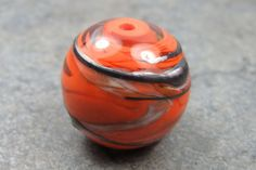 Into the Fire Lampwork Art Beads  ~Căldură~ Artist handmade glass focal bead SRA #Lampwork