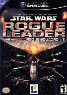 Emulation Star Wars Rogue Squadron II : Rogue Leader