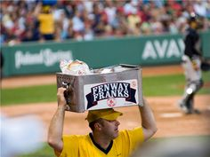 Fenway Franks, Boston, USA.   Built in 1912, Fenway Park is the smallest and oldest stadium in the major leagues. Local side the Red Sox endured an 86-year wait between World Series wins in 1918 and 2004, and were considered to be subject to a curse incurred when the team's owner sold legendary player Babe Ruth to the Yankees. However, the curse would appear to be lifted, after the Sox won the World Series in 2004 and again in 2007.