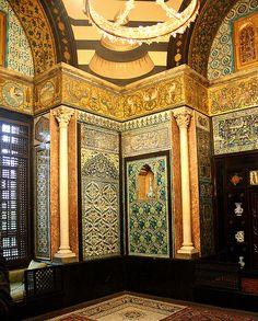 Arab Hall at Leighton House Museum