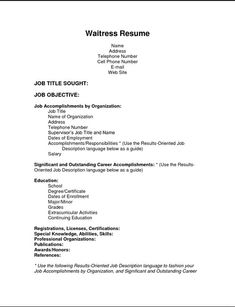 Simple Resume Template Httpresumeansurcsimpleresumetemplate  Simple Resume