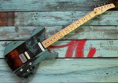 gate guitars - Spalt Instruments