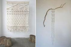 Bromeliad: DIY macrame inspiration - Fashion and home decor DIY and inspiration