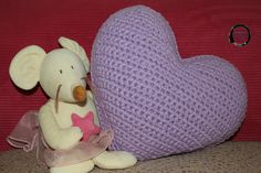 Your place to buy and sell all things handmade Heart Cushion, Heart Pillow, Girl Nursery, Nursery Decor, Handmade Baby Gifts, Teen Girl Gifts, Crochet Cushions, Clothes Crafts, Teacher Appreciation Gifts