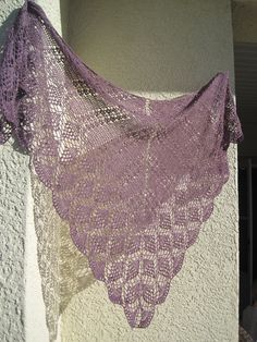 Ravelry: Garden Path Shawl pattern by Lily Go