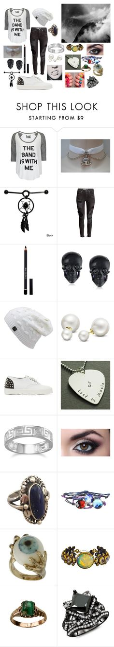 """the band is with me"" by scream-0-em0 ❤ liked on Polyvore featuring local-celebrity, Givenchy, Tarina Tarantino, Allurez, Giuseppe Zanotti, BillyTheTree, Georg Jensen and Judy Geib"