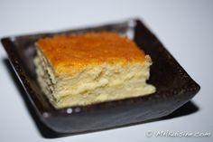 Kasutera : la recette du gâteau japonais pour changer des gâteaux secs avec le thé