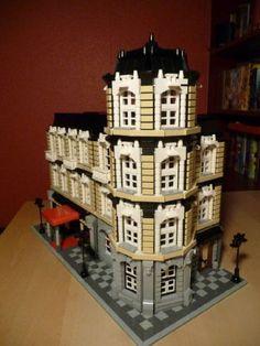 Custom LEGO CC Stockholm Hotel