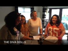 Just The Way You Are - Bruno Mars by The Diva Dolls