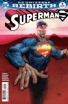 """DC COMICS (W) Peter J. Tomasi, Patrick Gleason (A) Doug Mahnke, Jaime Mendoza (CA) Andrew Robinson """"RETURN TO DINOSAUR ISLAND"""" part one! Father and Superson work on a science assignment with bizarre c"""