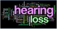 The untreated affects of hearing loss