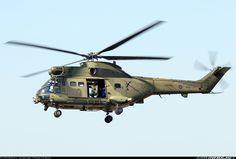 Westland SA-330E Puma HC1