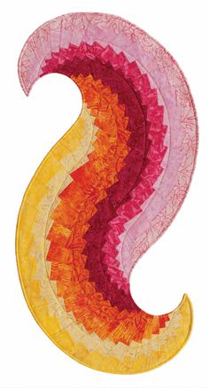 Tonga Pink Lemonade - Spicy Spiral Table Runner by School House Quilts