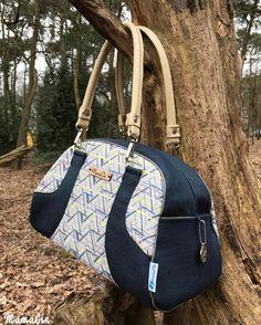 37 vind-ik-leuks, 5 reacties - MamaCin (@mamacin) op Instagram: 'Mijn Maisie Bowler Handbag  #swoonnaaiweekend2017  #swoonpatterns #maisiebowlerhandbag…'