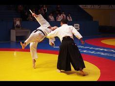 Ando Tsuneo (8 dan Yoshinkan Aikido).Hidden Aikido details. - YouTube
