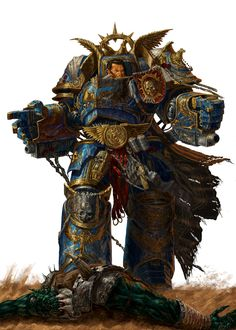 Marneus Calgar by StTheo on DeviantArt