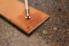 The Quick and Dirty Beginner's Guide to Steampunk Leatherworking, Part One « Steampunk R&D - stamping