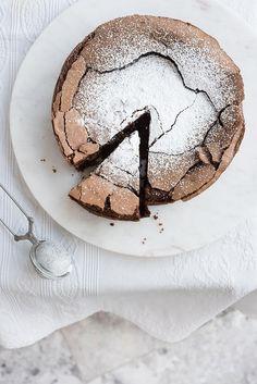 Gluten-free chocolate hazelnut torte - a truly heavenly yet easy dessert that's sure to wow