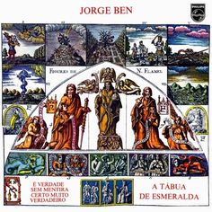 A tábua de esmeralda - Jorge Ben