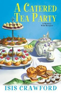 A Catered Tea Party, coffee