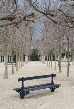 Jardin Luxembourg, Paris