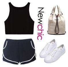 """""""Newchic 7"""" by hungry-unicorn ❤ liked on Polyvore"""