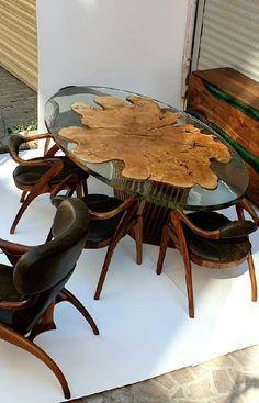 """78 Beğenme, 0 Yorum - Instagram'da LEGNOROFFICIAL (@legnorofficial): """"it is ready to ship for 🇺🇲 #möbel #ebaykleinanzeigen #esstisch #epoxidharz #epoxidharztischplatte…"""" Epoxy Resin Table, Credenza, Furniture, Instagram, Home Decor, Dinner Table, Decoration Home, Room Decor, Sideboard"""