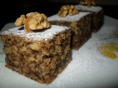 Otthoni sütés-főzés: Almás-diós kevert