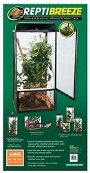 Product Code: ZM09112 Open air aluminum screen cage! Great for small species of…