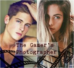 "My Cover Image for ""The Gamer's Photographer"" that I made"