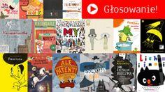 Głosowanie na Najlepszą Polską Książkę dla Dzieci