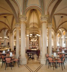 Cafe Central, Wien.... I miss it so much