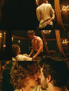 loras and renly - game of thrones
