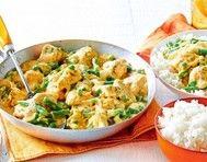 Kuřecí nudličky na hořčici Rice Recipes, Side Dish Recipes, Meat Recipes, Chicken Recipes, Cooking Recipes, Healthy Recipes, Delicious Recipes, Healthy Cooking, Healthy Eating