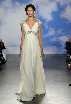 Jenny Packham 2015 | Kurt Wilberding | The Knot Blog •• http://blog.theknot.com/2014/04/12/jenny-packham-2015-wedding-dresses/