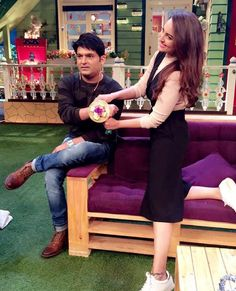 The Kapil Sharma Show (TKSS) 28th August 2016 Episode Guest Sonakshi Sinha Promotes Akira Movie
