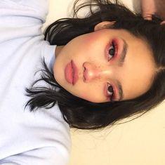 53 Nose Makeup Ideas That Are Very Inspiring for This Year - Make Up - Nose Makeup, Makeup Fx, Blush Makeup, Makeup Goals, Skin Makeup, Makeup Geek, Eyeshadow Makeup, Faux Freckles Makeup, Easy Eyeshadow