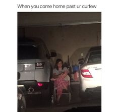 God damn if this wasn't my mama bruh. Waiting at the door. Hand cocked back. Wishing a motherfucker would. Ass whuppin already meticulously planned out. Love your crazy ass mama u da Real MVP 😂😂😂 When You Come Home, Parenting Teenagers, Trust Issues, Funny Love, Past, Lol, Instagram Posts, Kids, Cassie