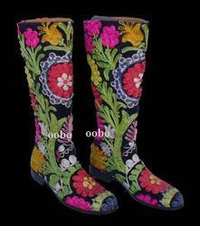 divine suzani boots...