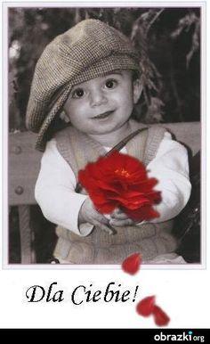 Tessia ** » Generacja Gadu Gadu » MojaGeneracja.pl, ulubiony z www.mojageneracja.pl Kids Yard, Precious Children, Happy Day, Blessed, Winter Hats, Crochet Hats, Humor, Pictures, Inspiration