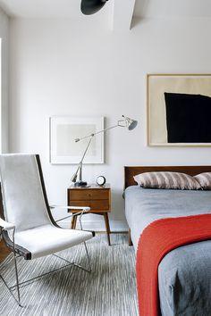 El dormitorio - AD España, © BELÉN IMAZ | Modernica Alpine Bed | http://modernica.net/case-study-alpine-bed.html