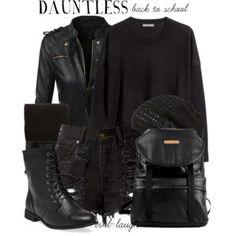 Dauntless -- Back to School