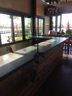Ping Pong Table, Industrial Furniture, Commercial, Desk, Home Decor, Homemade Home Decor, Desktop, Writing Desk, Office Desk