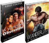 GAY EROTICA BUNDLE: A Vampire's Obsession and Wanderlust: Gay Paranormal Shifter Science Fiction Erotic Romance Boxed Set - http://tonysbooks.com/2015/02/21/gay-erotica-bundle-a-vampires-obsession-and-wanderlust-gay-paranormal-shifter-science-fiction-erotic-romance-boxed-set/